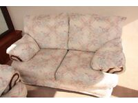 2 Excellent Quality 2 Seater Sofas
