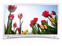 """Samsung """"Smart TV"""" in White UE22F5410 no stand - pristine condition"""