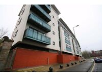 2 Bed Furnished Flat, Mirus Building, Maryhill Rd, with Parking
