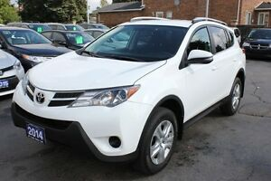 2014 Toyota RAV4 LE Backup Cam Bluetooth