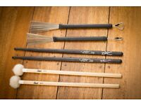 Collection of Percussion sticks - Bundle