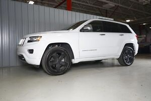 2016 Jeep Grand Cherokee OVERLAND ** Toit ouvrant Panoramique **