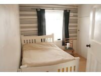 Double room available in nice quite flat