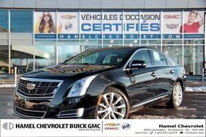 2017 Cadillac XTS (4X4), CUIR, TOIT OUVRANT, NAVIGATION