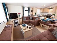 Caravan for hire rent 3 bed (sleeps 8) Seton Sands Edinburgh Scotland UK SPECIAL OFFER