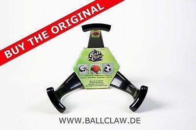 3x Ballhalter BALL CLAW™,Fussball,Basketball, Ball Holder. Wandmontage