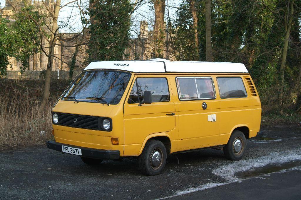 1979 Vw T25 Westfalia Campervan In Alnwick