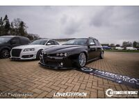 Alfa Romeo 159 2.4 JTDM Sportwagon Show car Air ride