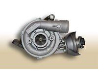 Turbocharger no. 753847 for Ford - 2.0 TDCi. Focus, Galaxy, C-Max, Kuga, Mondeo, S-Max. Turbo.