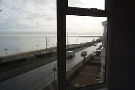Newly refurbished flat to rent with one of the best views in cleethorpes
