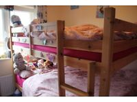 Adult Double Bunk Bed