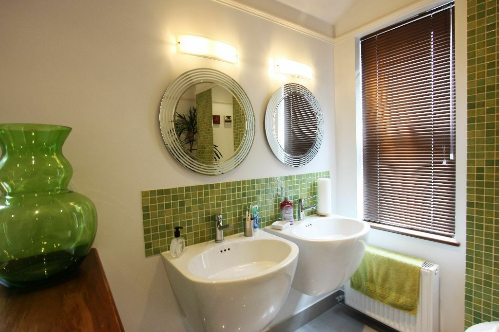 Beautiful Lime Green Gl Mosaic Tiles By Revigl Spain Ideal For Bathroom Or