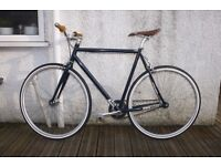 Charge Plug fixie/single speed bicycle