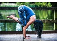 Yoga Teacher for classes and 121 lessons