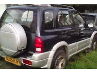Suzuki grand vitara spares or repair