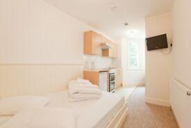 Premium Studio Swiss Cottage Long Lets £900 pcm Free WIFI