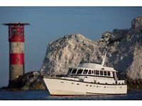 Deckhand for UK based Motor Yacht