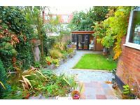 LOVELY 4 bedroom house to rent in kensal rise next to the station available in end of November