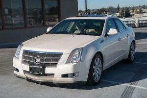 2009 Cadillac CTS 3.6L w/1SA