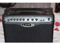 Line 6 2 30 guitar amplifier