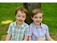 Professional family with twin 4yo boys seek enthusiastic, fun-loving live in au pair/housekeeper