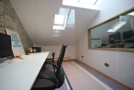 Great for start-ups and freelancers- affordable office space near Colliers Wood