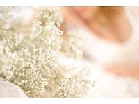 Soft Feminine Bridal Boudoir Portrait Wedding Photography Fashion Styled Shoot Female Photographer