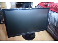 ASUS MONITOR VE247H 24 inch LED Widescreen Full HD 1080p