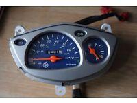 Yamaha Cygnus X 125 2006 speedometer clocks