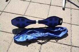 Waveboard BelSports blue
