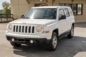 2013 Jeep Patriot North Low Kilometers Langley Location