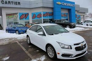 2015 CHEVROLET CRUZE ECO TURBO