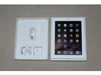 Apple iPad 4th Generation 16GB (Wifi & 4G) - Boxed in Excellent Condition