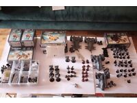 Warhammer 40K Tau Empire army with loads of bits