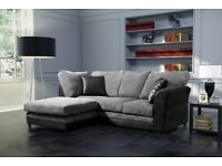 Dylan Full back Corner Or 3+2 Sofa Different Colors Available Fast delivery
