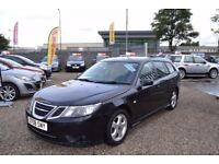 2008 Saab 9-3 1.9 TiD Airflow SportWagon 5dr / 1 Year MOT / Estate / Diesel