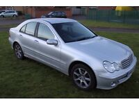 2006 Mercedes C Class C180 ** Timing Chain Fault ** Straight-Forward Repair ** for spares or parts