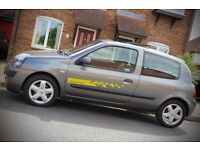 clio 1.6 16v 115cp , low milage 28500 !!!