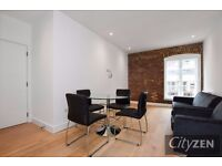 A SELECTION OF TWO BEDROOM APARTMENTS WITHIN CONVERTED WAREHOUSE ON CANAL IN LIMEHOUSE