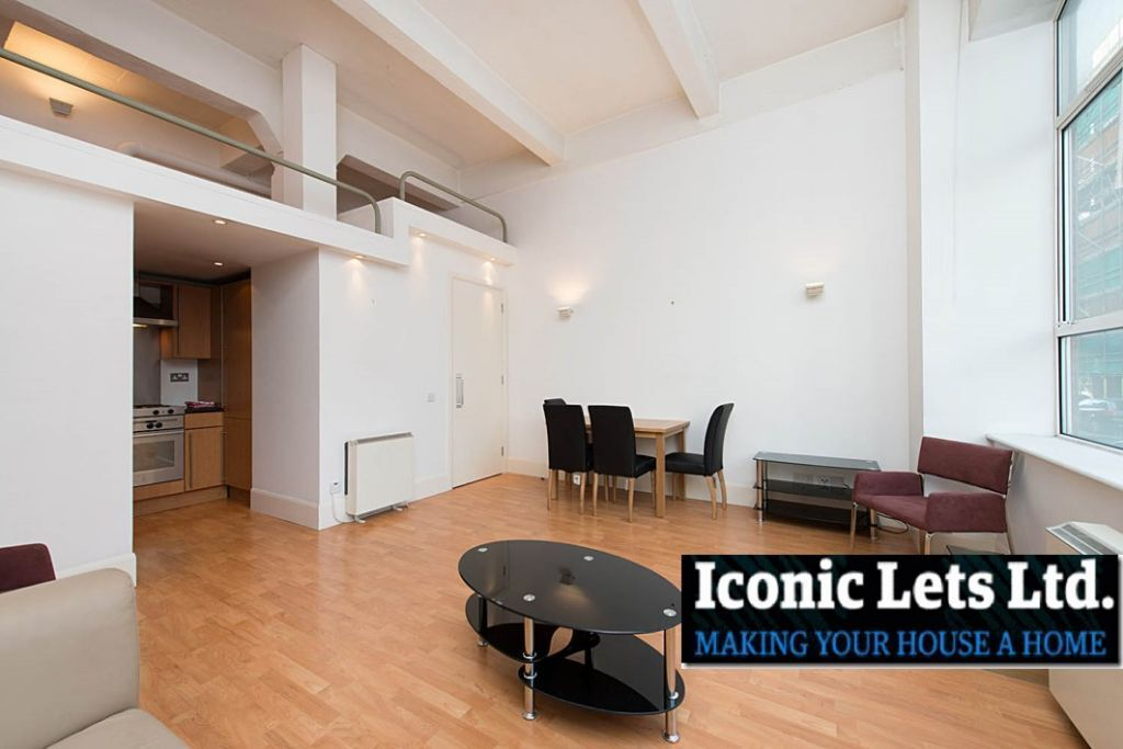 Modern 1 Double Bedroom Apartment With Concierge And Gym Located Close To Old Street and Angel.