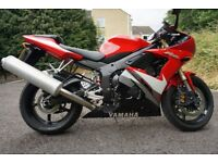 Yamaha R6 Red - Excellent condition