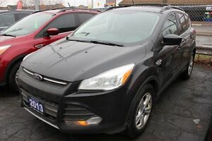 2013 Ford Escape SE Leather Touch Screen
