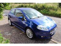 Fiat Grande Punto Sporting 1.4 (95bhp) for sale £1100 ONO