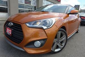 2013 Hyundai Veloster Turbo. Navigation. Leather. Roof