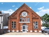 A two bedroom ground floor conversion flat to rent in Kingston. Hugh Bourne House.
