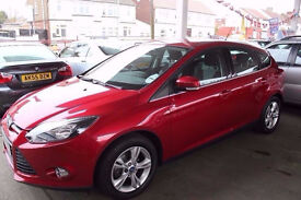 Ford Focus 1.6 Ti-VCT Zetec 5dr FSH, 2 OWNERS, 2 KEYS