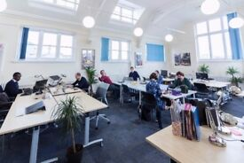 Affordable + flexible Coworking / Shared office space in Hanwell - desk space from £65 /month + VAT