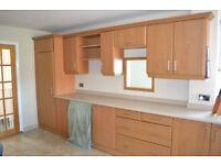 Kitchen Units, Worktops, Sink etc