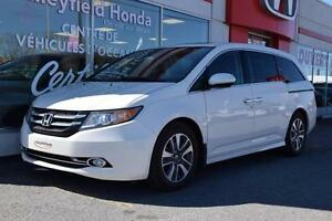 2016 Honda Odyssey Touring $149/WEEK, DEMONSTRATOR, WINTER TIRES