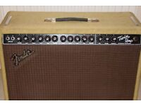 Fender Twin - 90's Amp in Tweed Finish